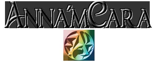 Anna'mCara - Seelenbegleiter - Logo mit Sigille