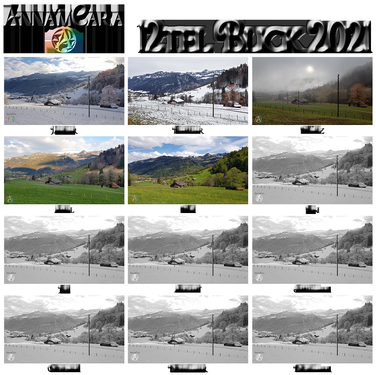 Anna'mCara-Blog - 12tel-Blick - Jahresblick - Mai