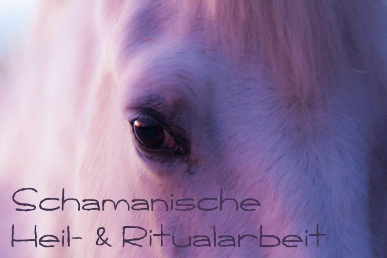 AnnamCara-Angebot-Methode - Schamanische Heil- & Ritualarbeit - Anzeige
