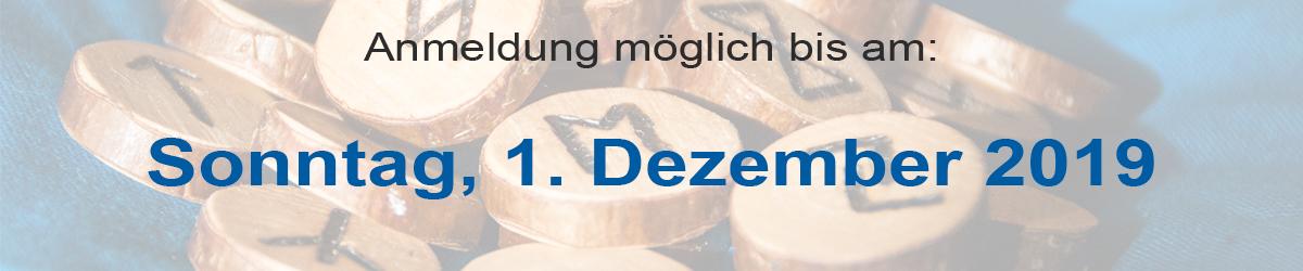 AnnamCara - Seminar - Runen-Fernkurs -