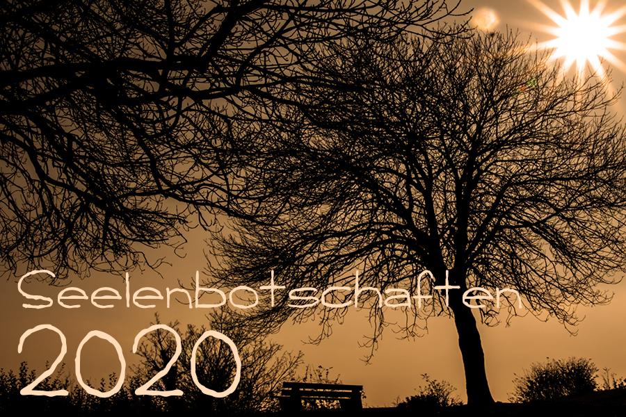 Seelenbotschaften für 2020 - Angebot - Anna'm'Cara