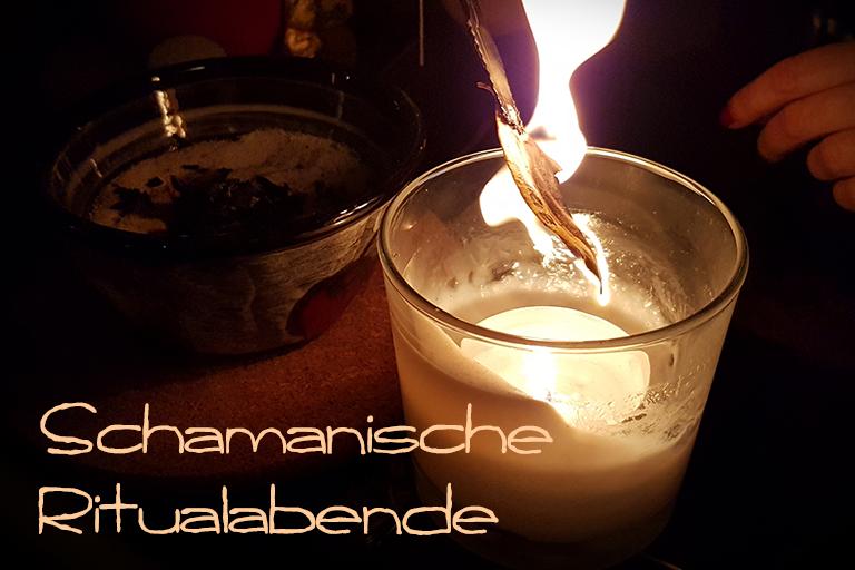 Anna'mCara- Seminare - Schamanische Ritualabende