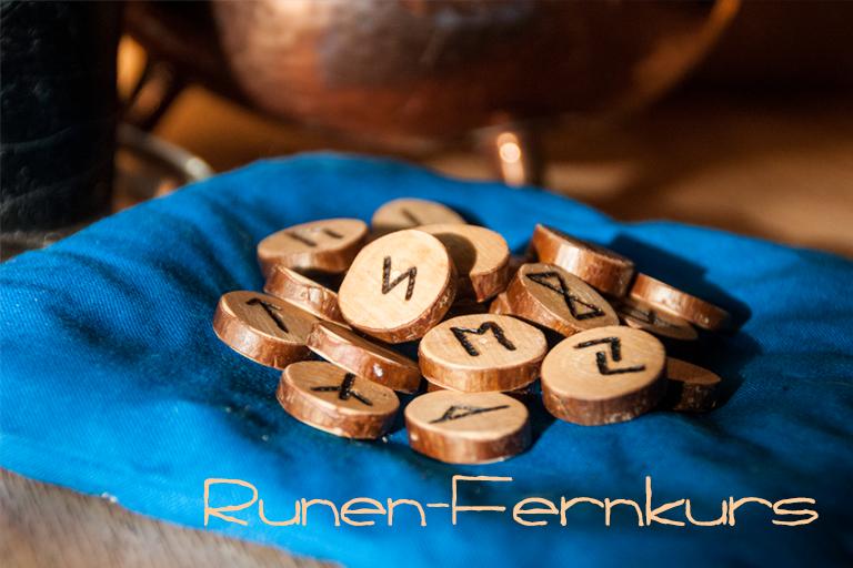 Seminare - Runen-Fernkurs - Infobild - Anna'm'Cara
