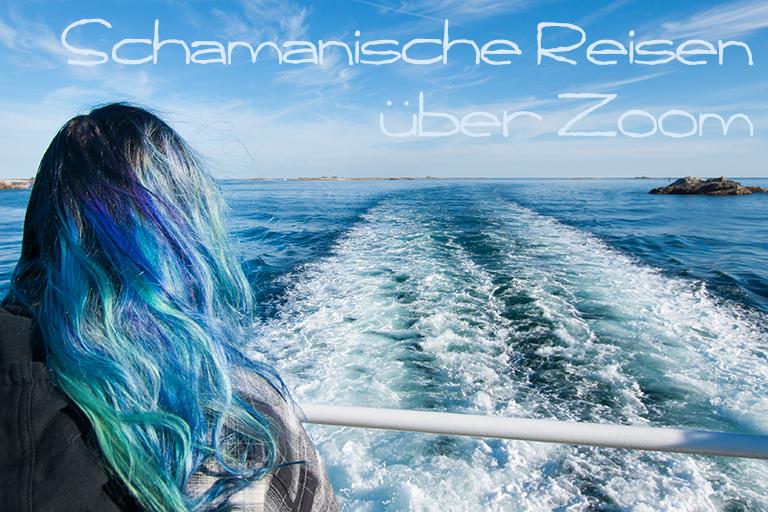 Anna'mCara- Seminare - Schamanische Reisen - Meditationen über Zoom