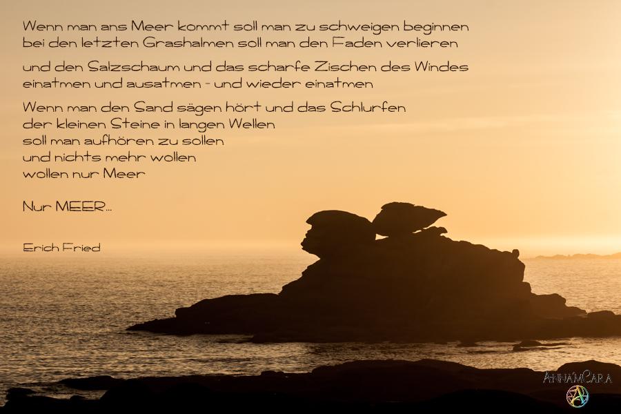 AnnamCara - Blog - Kuriose Tage - Tag des Meeres - Spruchbild